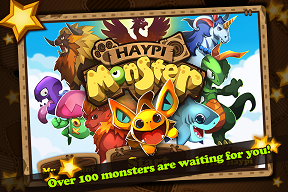 Haypi Monster MOD APK Terbaru Februari 2016 screenshot 1