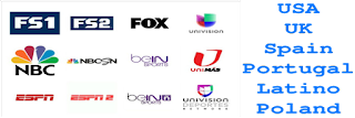 lista IPTV USA Spain Portugal Latino Brasil M3u