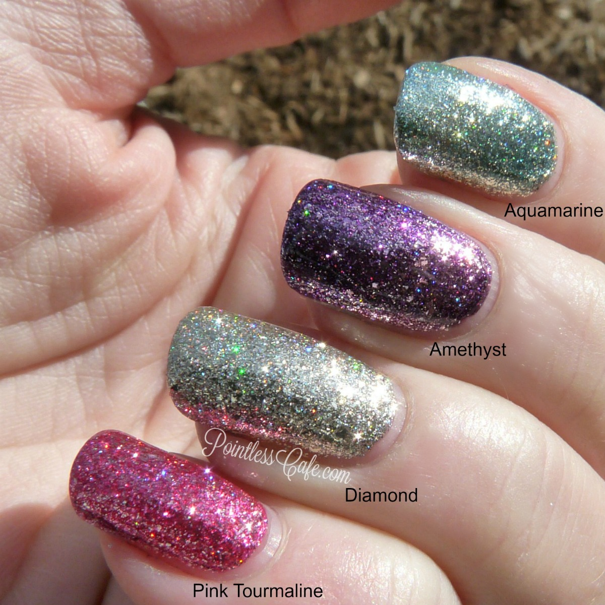 9f4295f94db76 KBShimmer: The Birthstone Collection - Swatches and Review ...
