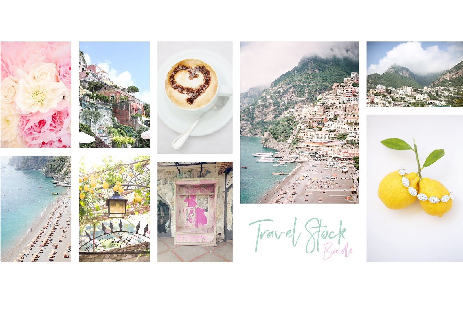 Italy Travel Stock Photos