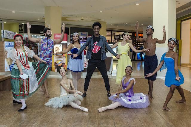 """XI Dançar Caxias Shopping"" dias 26, 27 e 28 de abril no Caxias Shopping"
