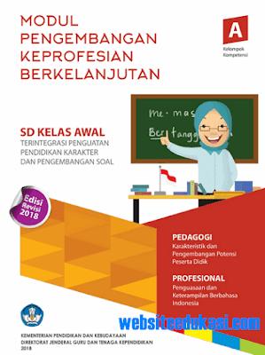 Modul PKB SD Kelas Awal Revisi 2018