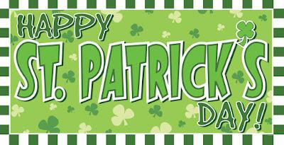 St Patrick day - fête de la Saint Patrick -