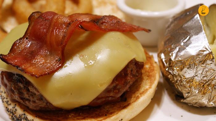 Hamburguesa Soho de 250g (10.90€) en NewYork Burger Madrid