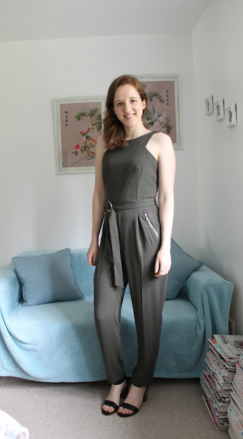 OOTD: 21st Birthday and Primark Jumpsuit, Primark, Jumpsuit, Khaki Jumpsuit, Outfit, Birthday, Fashion, Fashion blogger