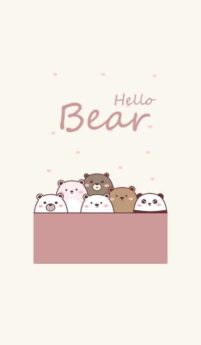 We & Bears
