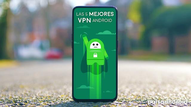 las mejores vpn para android
