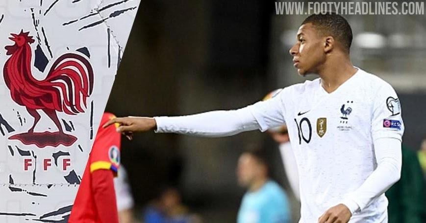 France Euro 2020 Away Kit Design Leaked Footy Headlines