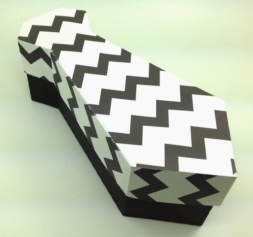 Caja con forma de corbata. Tutorial con plantilla. - Ideas y ...