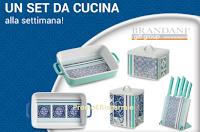 Logo Con Ariasana vinci 29 set da cucina Brandani