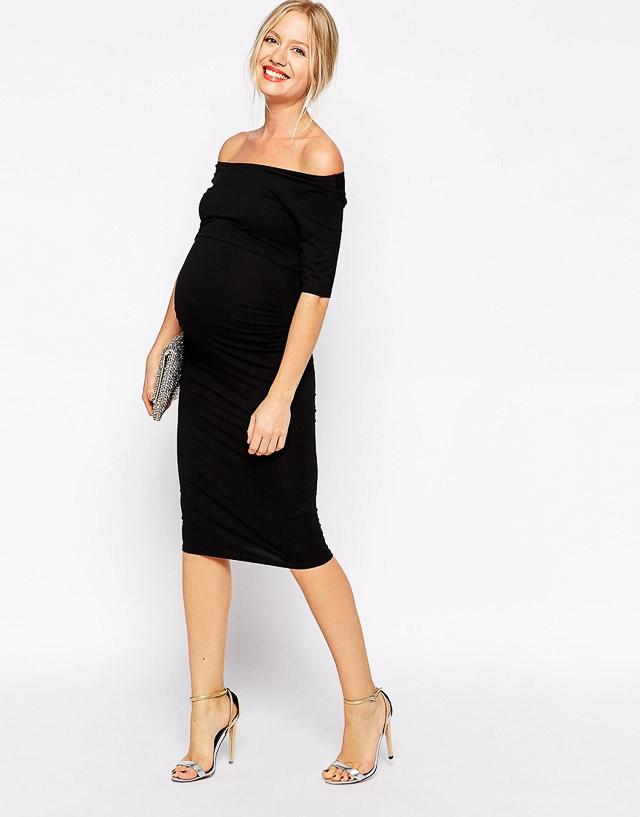 Vestidos fiestas para embarazadas