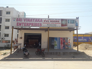 SRI VINAYAKA ENTERPRISES  PVC DOOR SUPPLIER TIRUPATI