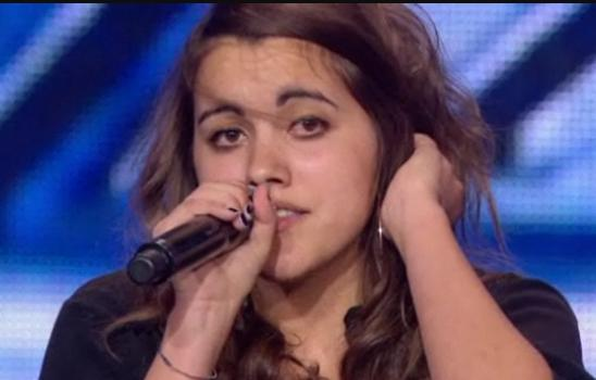 X factor 2011 Marina I'll be there
