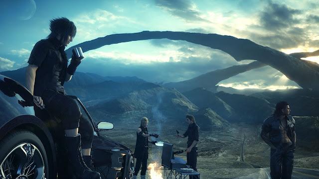 Análise Final Fantasy XV