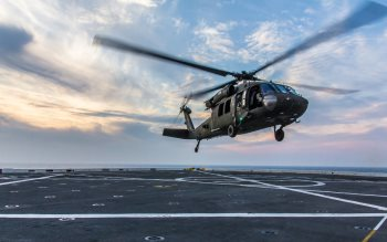 Wallpaper: Blackhawk Helicopter
