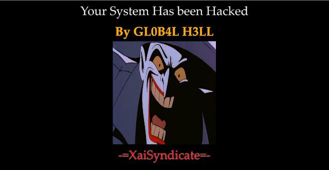 Hacker Retas Subdomain situs Perpustakaan Nasional