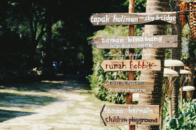 fasilitas di maribaya natural hot spring resort