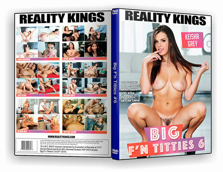 CAPA DVD – Big F'n Titties #6 xxx 2019 – ISO