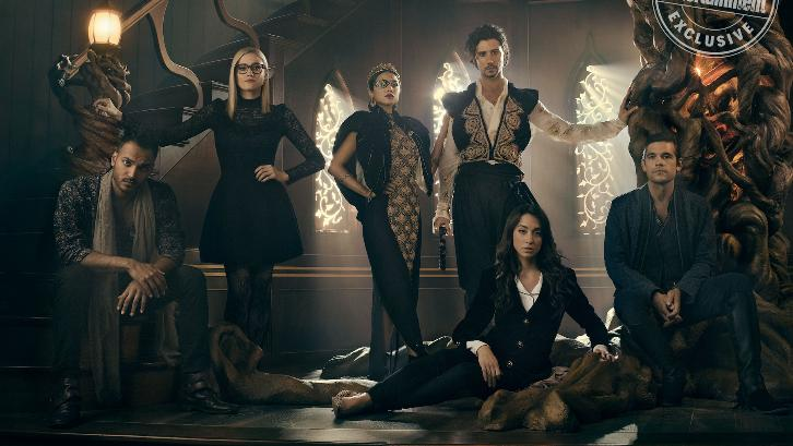 The Magicians - Season 3 - Promos, Cast and First Look Photos, Featurette, Poster & Premiere Date