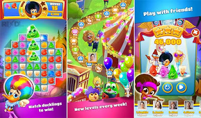 Disco Ducks Mod Apk v1.26.1 Terbaru (Unlimited Lives)
