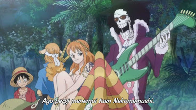 One Piece Subtitle Indonesia Episode 765