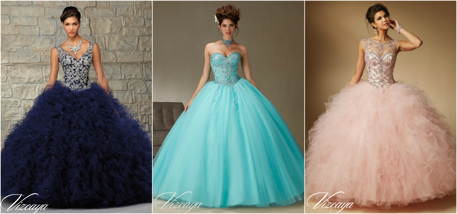 Brides of America Online Store: Quinceanera Dresses as Special as ...
