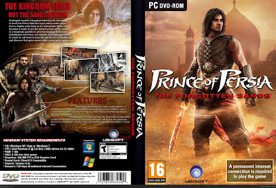 Prince Of Persia PC Cover
