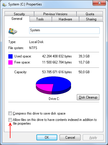 how to access time capsule hard drive from windows