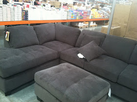 Home Decoration Club Sectionals Sofas Costco