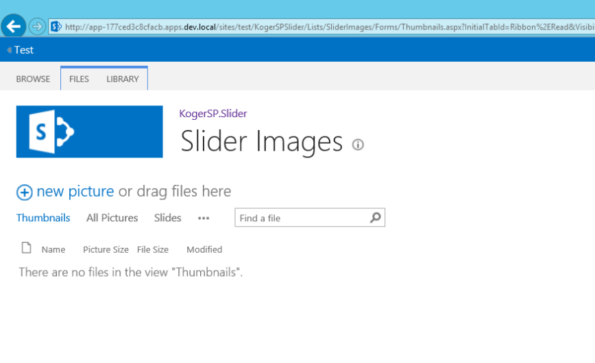 SharePoint Development: Creating our first SharePoint 2013