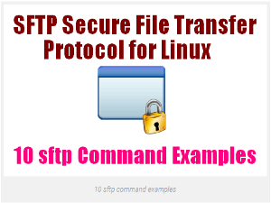 SFTP Linux