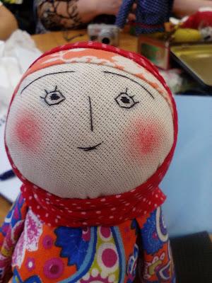 народные игровые куклы