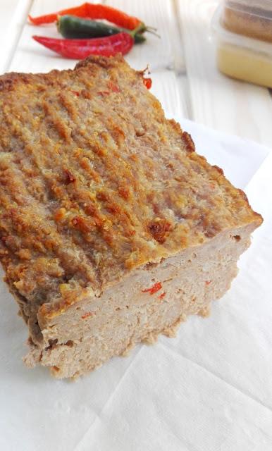 indisch gehaktbrood
