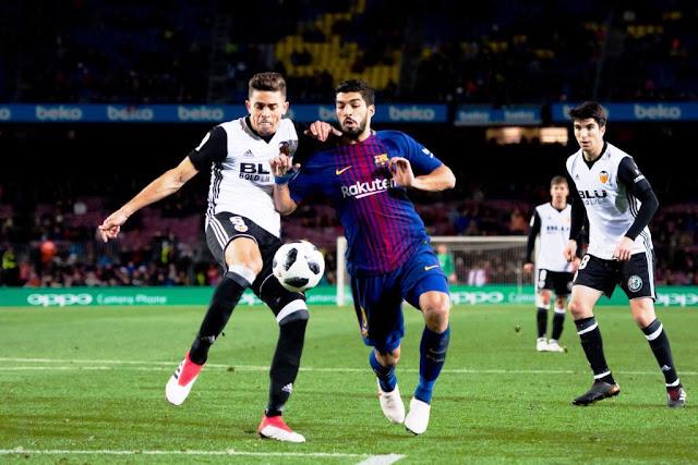 Prediksi Bola Valencia vs Barcelona Liga Spanyol