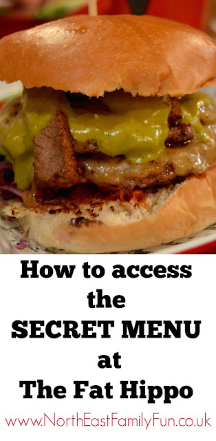 How To Access the Fat Hippo's Secret Menu | Join The Herd -  the Fat Hippo's NEW Loyalty Card