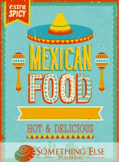 Review: Mexican Food Hot & Delicious l LadyD Books