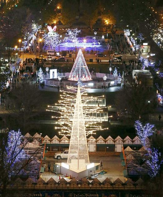 Sapporo White Illumination, Hokkaido