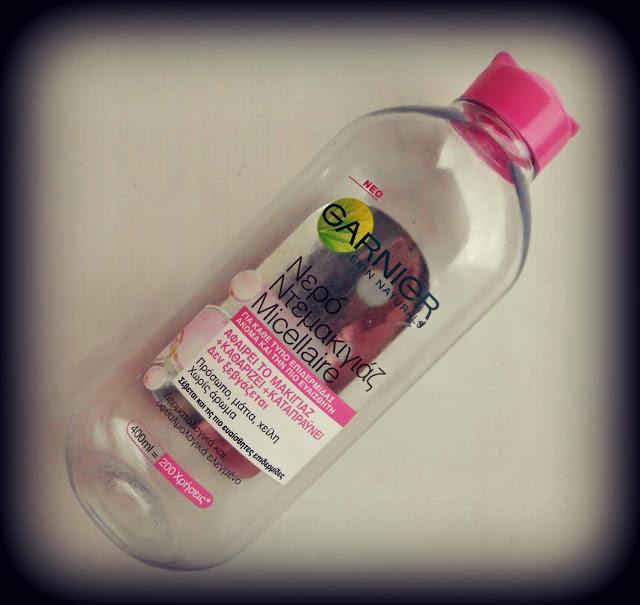 νερό ντεμακιγιάζ micellaire