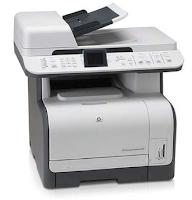 HP Color LaserJet Enterprise CM2320 MFP Télécharger Pilote