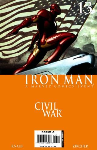 Civil War: Iron Man #13 PDF
