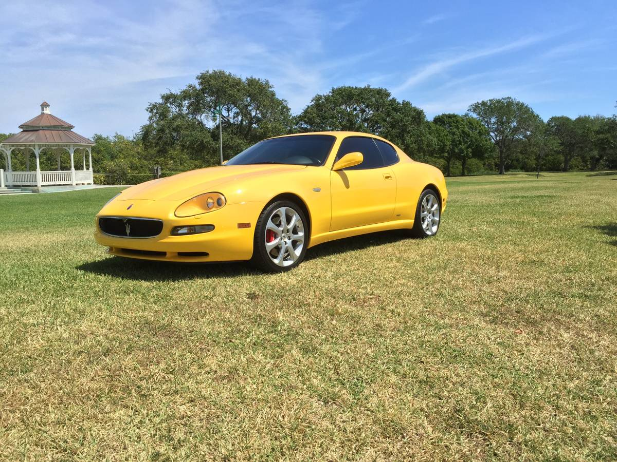 Daily Turismo: Magic of Depreciation: 2002 Maserati Coupe