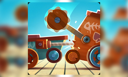 Download CATS: Crash Arena Turbo Stars Mod APK [Gems Gold