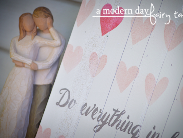 Do Everything In Love {+ Inspirational Wedding Gifts from Dayspring} #Dayspring #LiveYourFaith