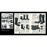 ウエスコ社創業100周年を記念したアニバーサリーブック『Boots that Stand the Gaff~どんな苦境にも耐えうるブーツ〜』