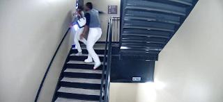 Σοκαριστικές εικόνες! Παίκτης του μπέιζμπολ ξυλοφορτώνει με μανία την κοπέλα του