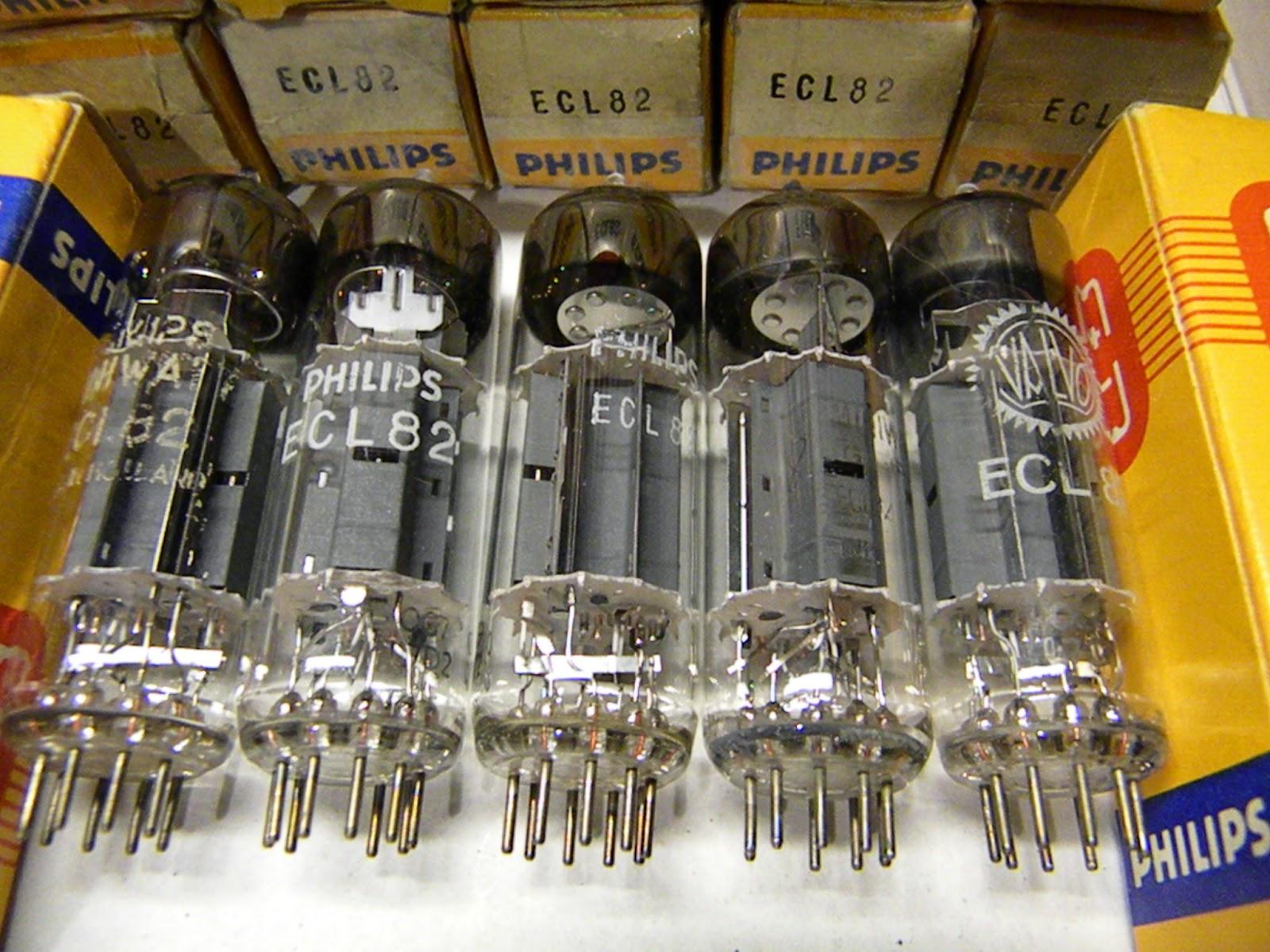 NOS Tube Store: PHILIPS ECL82 / 6BM8