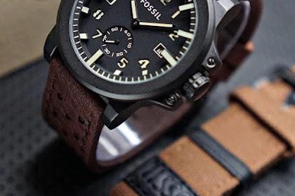 4 Tips Membedakan Jam Tangan Fossil Original dan KW