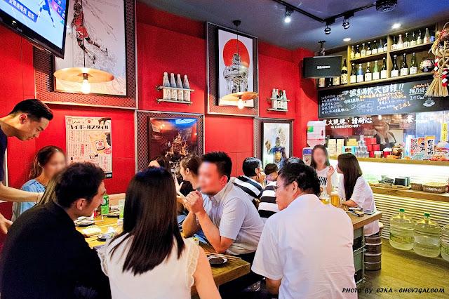 MG 9471 - 熱血採訪│小立野串燒酒場忠明店,台中最嗨最歡樂的居酒屋,超過百種串燒飲品任你選!