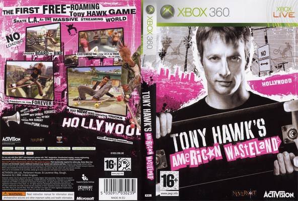 tony hawk american wasteland pc iso