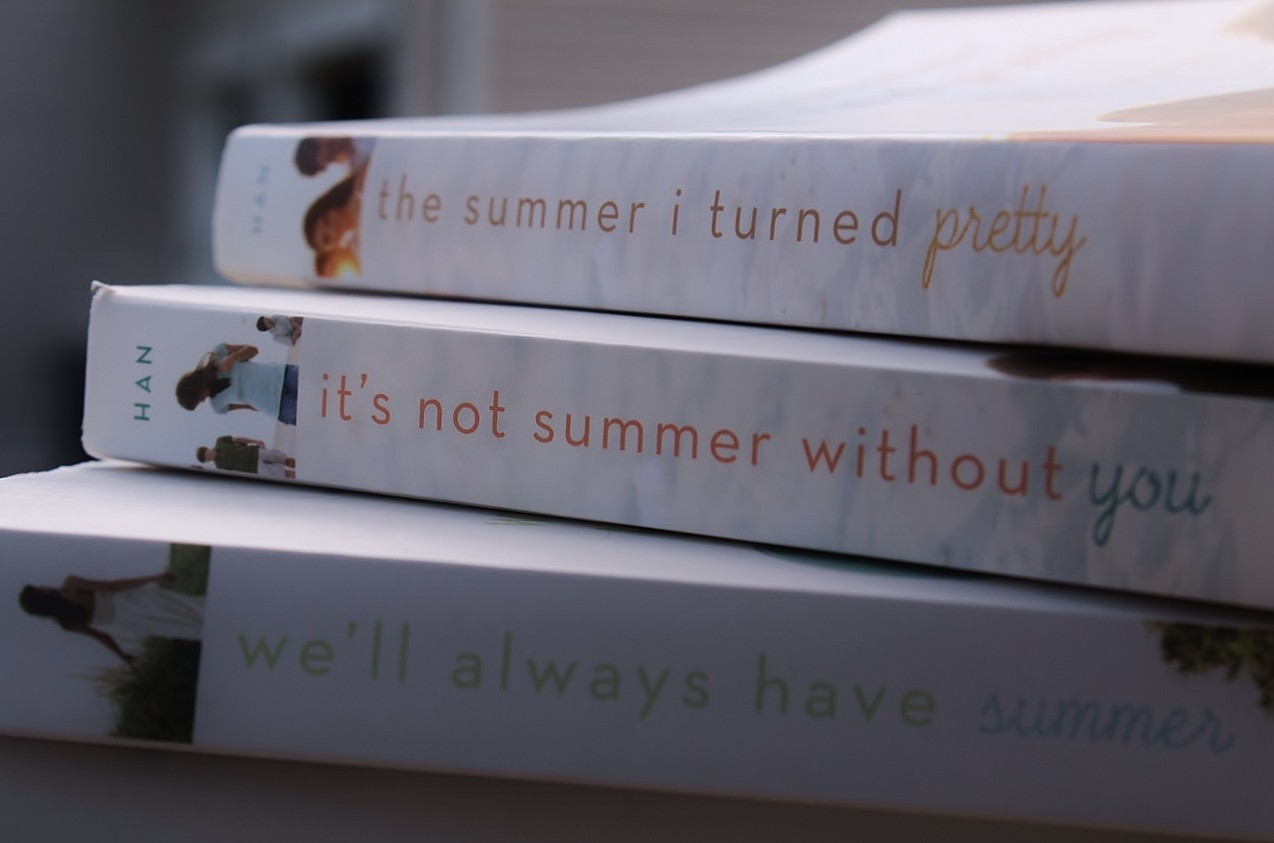 Jinan's Blog: The Summer I Turned Pretty